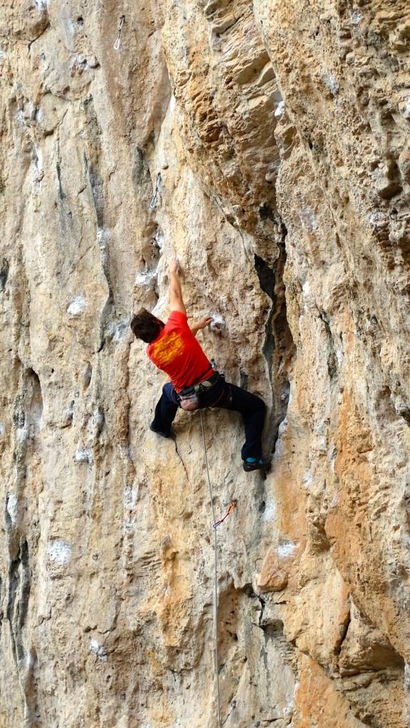 Klettern bei Felanitx